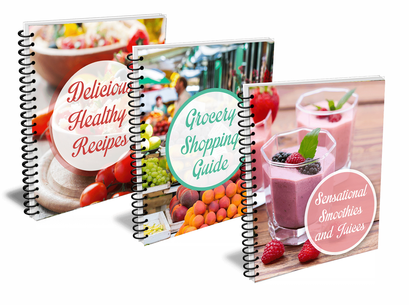 Vibrant Nutrition Recipe Guides